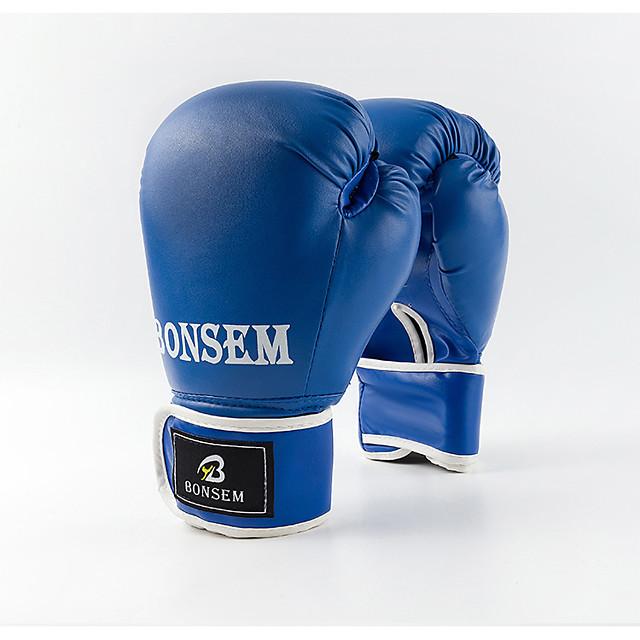 Boxing Training Gloves For Boxing Sanda Full Finger Gloves Wearproof Outdoor