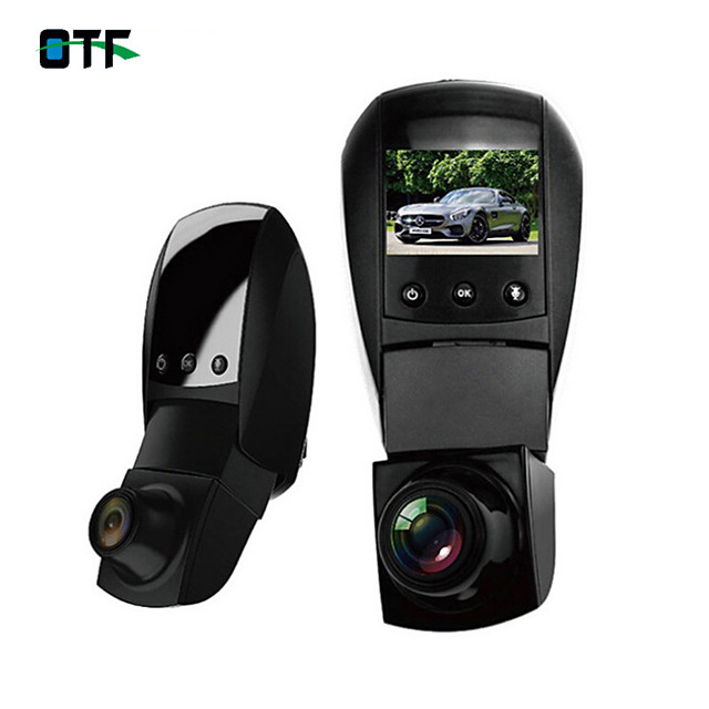 360 rotating wifi 1080p 360° monitoring Car DVR 140 Degree Wide Angle CCD 1.5 inch LCD Dash Cam with WIFI / GPS / Night Vision Car Recorder / G-Sensor / Parking Monitoring / Loop recording