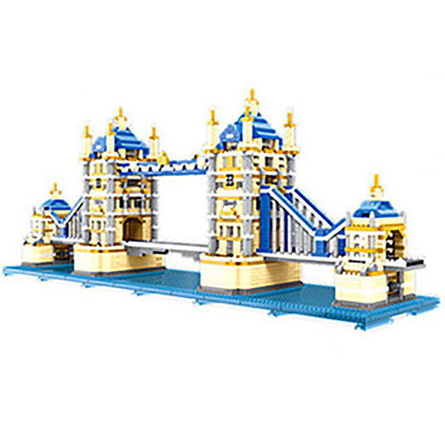 Building Blocks 3800+ Architecture compatible Legoing Simulation All Toy Gift / Kid's