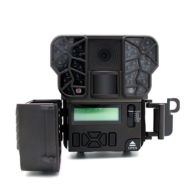 PDDHKK 2.0 TFT Outdoor Infrared Hunting Camera with 5MP color Sensor 10MP Camera 720P Video Trigger Time 0.7s IP66 Waterproof