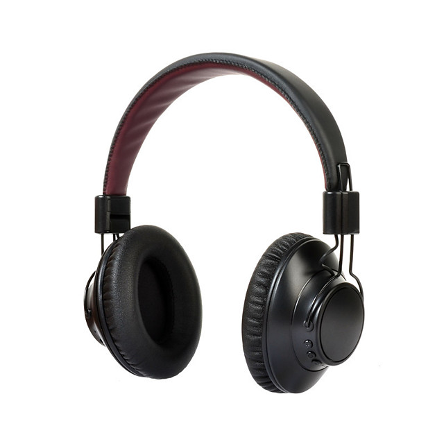 LITBest KA07 Over-ear Headphone Wireless Bluetooth 5.0 with Microphone with Volume Control HIFI ANC Active Noice-Cancelling for Mobile Phone