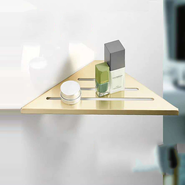 Bathroom Accessory Set / Bathroom Shelf New Design / Cool / Multifunction Contemporary / Antique Stainless Steel 2pcs - Bathroom Wall Mounted