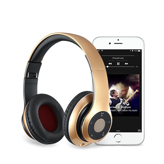 LITBest LT-A Over-ear Headphone Wireless Travel Entertainment Bluetooth 5.0 Stereo HIFI Waterproof IPX7