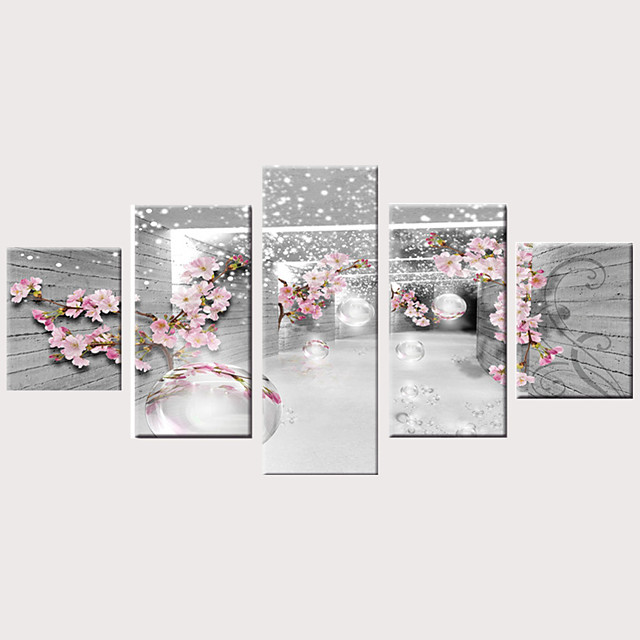 Print Rolled Canvas Prints Stretched Canvas Prints - Fantasy Cartoon Modern Comtemporary