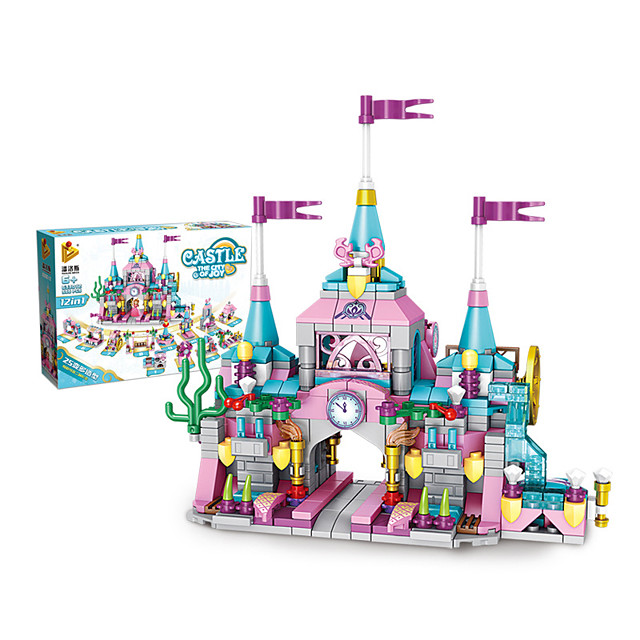 Building Blocks 553-566 pcs Architecture compatible Legoing Simulation All Toy Gift / Kid's