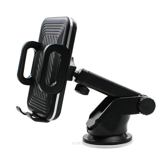 Car Mount Stand Holder Dashboard 360°Rotation ABS Holder