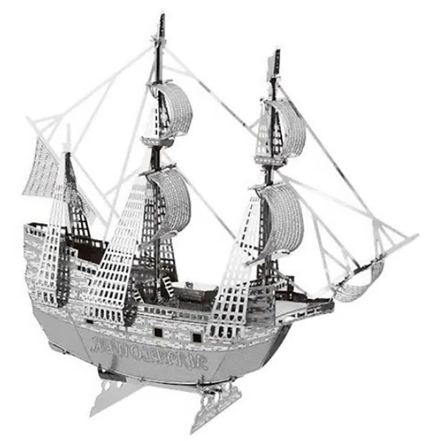 3D Metal Destroyer Model Ship Exquisite Hand-made Decompression Toys Stainless steel 192 pcs Adults Children's All Toy Gift