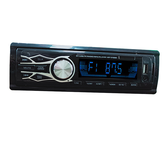 btutz MP3 2 DIN Car MP3 Player Built-in Bluetooth / SD / USB Support / Radio for universal MicroUSB Support MP3