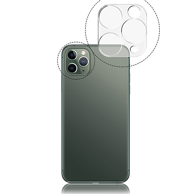 AppleScreen ProtectoriPhone 11 High Definition (HD) Camera Lens Protector 3 pcs Tempered Glass