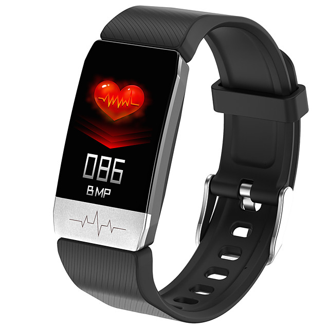T1 Smart Watch Body Temperature Measure Blood Pressure Monitor Heart Rate Fitness Tracker Smart