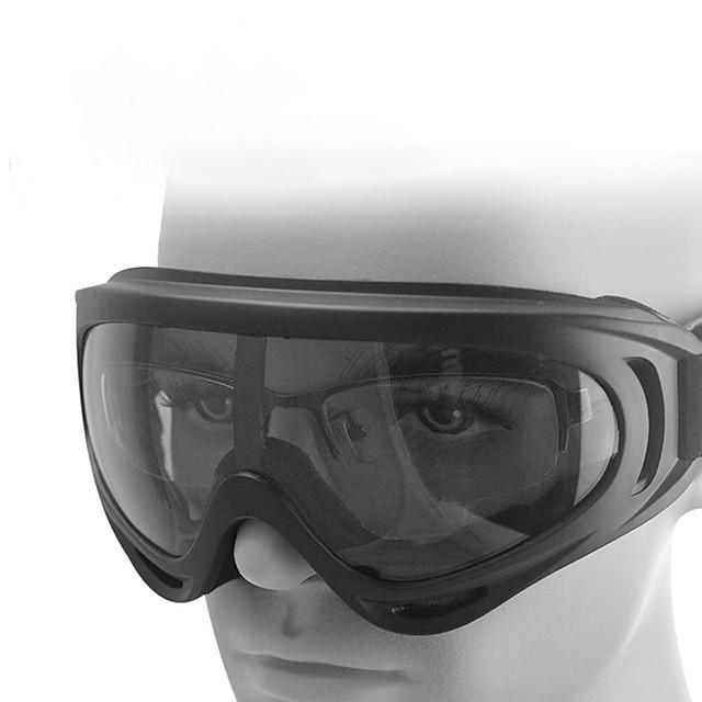 Adulte Lunettes de protection Plastique + platine + eau Couverture résistant époxy Matériel spécial Des sports Escalade Activités Extérieures Multisport - Noir Unisexe