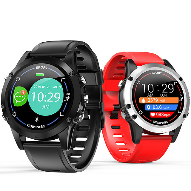 X5 Long Standby Smartwatch for Android/ IOS Phones, Bluetooth 5.0  Fitness Tracker Support Heart Rate Monitor/ Sports Mode