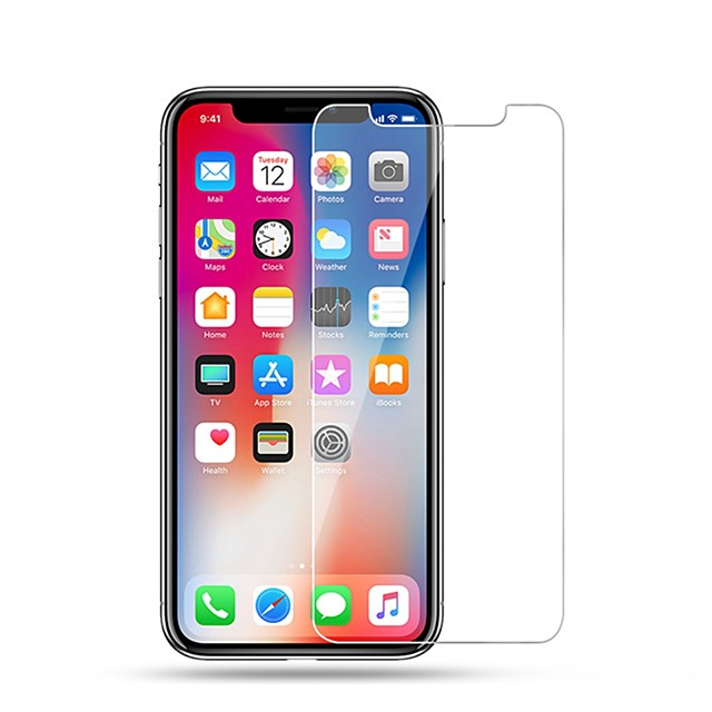 AppleScreen ProtectoriPhone 11 High Definition (HD) Front Screen Protector 2 pcs Tempered Glass