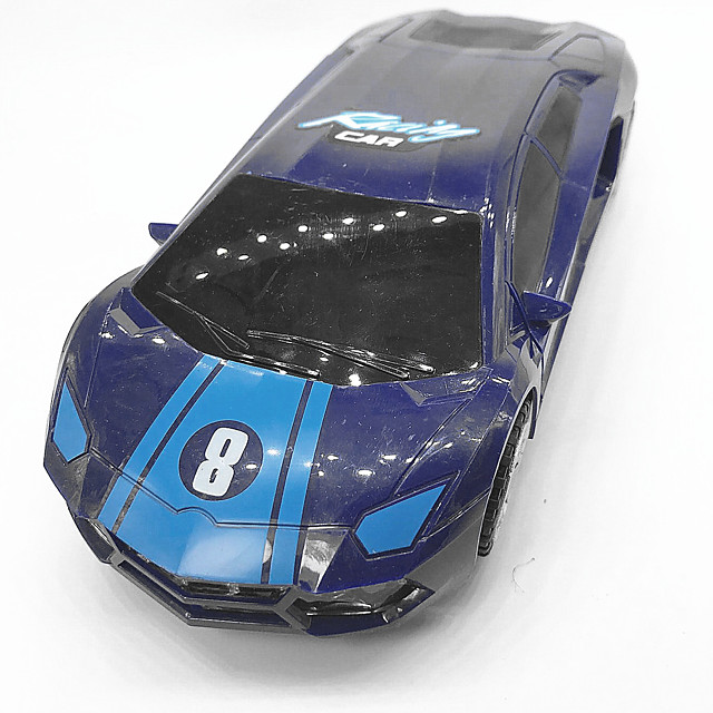 1:15 Toy Car Creative Race Car New Design Plastic Shell Mini Car Vehicles Toys for Party Favor or Kids Birthday Gift