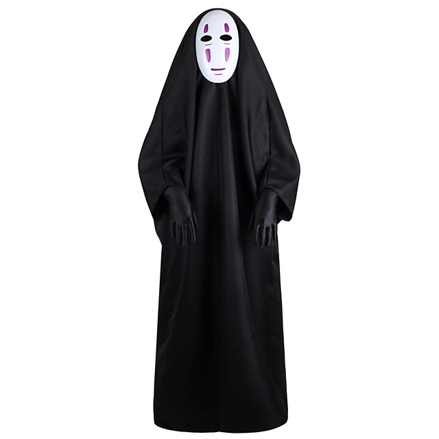 Inspired by Spirited Away No Face man Anime Cosplay Costumes Japanese Cosplay Suits Costume For Men's