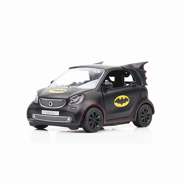 1:36 Toy Car Mini Vehicles Car Classic Car Office Desk Toys Adorable Exquisite Zinc Alloy Rubber Mini Car Vehicles Toys for Party Favor or Kids Birthday Gift