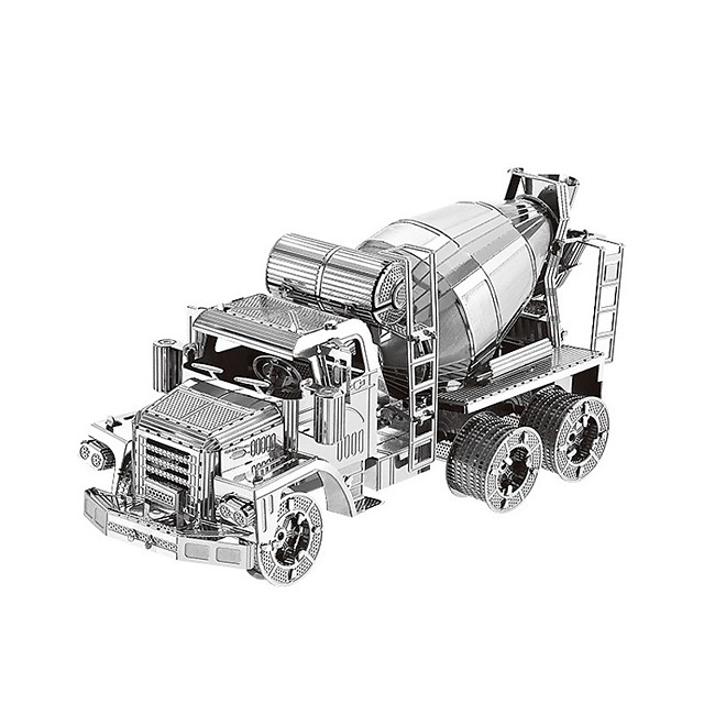 Car 3D Metal Destroyer Model Vehicles Exquisite Hand-made Decompression Toys Stainless steel 1 pcs Adults Children's All Toy Gift