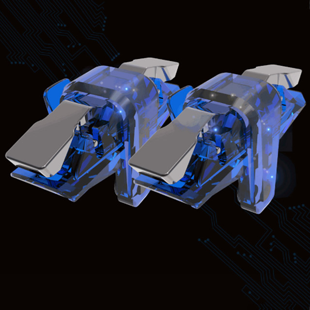 X7 Game Controllers / Game Trigger For Android / iOS ,  Portable / New Design Game Controllers / Game Trigger PP+ABS 1 pcs unit