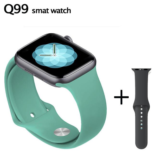 Q99 smart watch Women Men smartwatch Series 5 Full Touch waterproof Fitness Tracker Bracelet Heart Rate Monitor Women