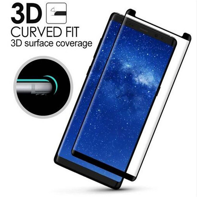 3D Screen Protector for Samsung Galaxy Note 9 s8 s9 Plus Tempered Glass Complete UV Glass for Samsung S9 S8