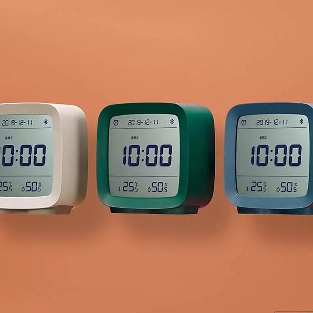 LITBest Smart alarm clock CGD1 Plastic & Metal White