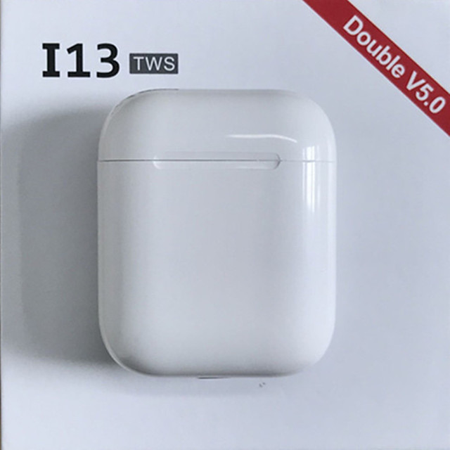 i13 tws Bluetooth Headset i14 / i15 Touch Support Wireless Charging True Stereo 5.0 Wireless Headset