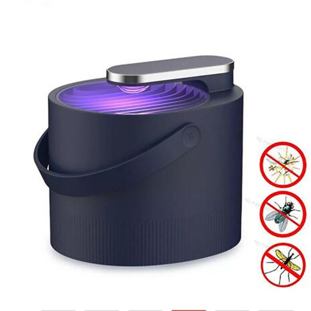 Mosquito Lamp Trap UV smart Light USB Electric Photocatalyst Mosquito Repellent Insect Lamp