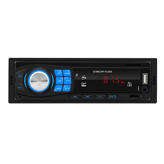 SWM 8013 No 1 DIN Other OS Car MP3 Player Micro USB / MP3 / Built-in Bluetooth for universal RCA / Mini USB / Other Support MP3 / WMA / WAV / SD / USB Support / Radio / SD Card
