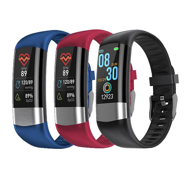 K03plus Smart Band  IP67 Waterproof Blood Pressure Heart Rate Activity Fitness Smart Bracelet