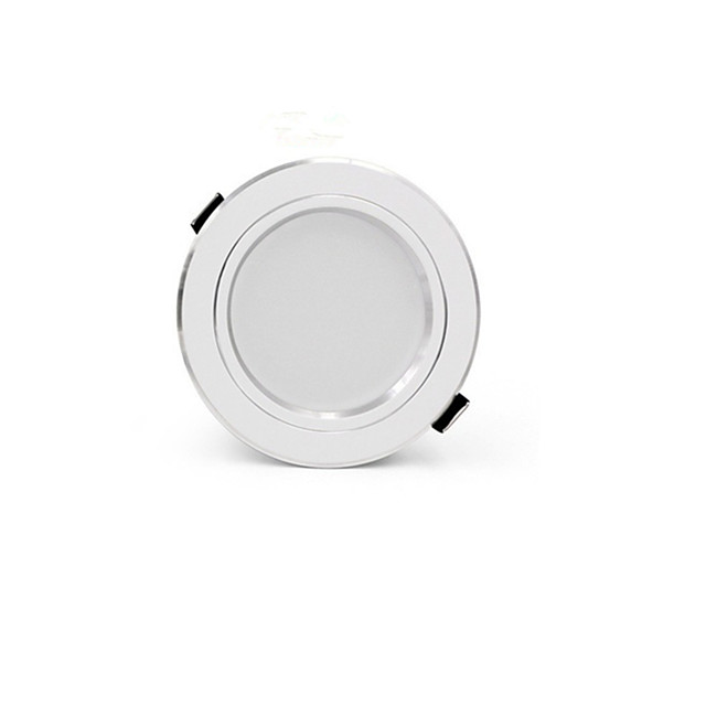 1 set 9 W 810 lm 13 LED Beads Easy Install Recessed LED Downlights Warm White Cold White 110-240 V Home / Office Kitchen Living Room / Dining Room