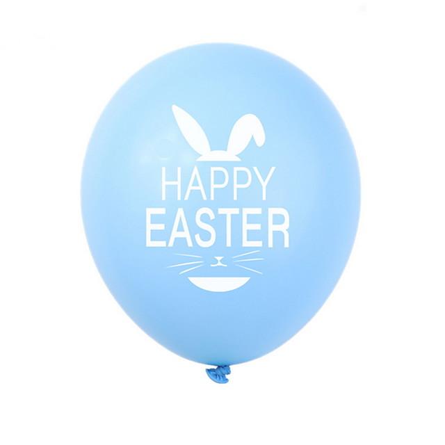 Happy easter bunny egg Holiday Decorations ballon