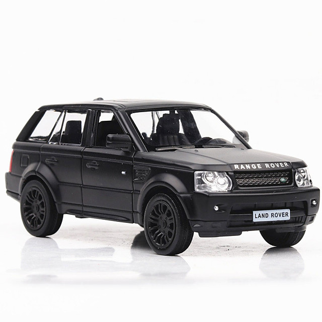 1:36 Toy Car Vehicles Car Shopping Cart SUV Climbing Car Office Desk Toys Cool Simulation Zinc Alloy Rubber Mini Car Vehicles Toys for Party Favor or Kids Birthday Gift