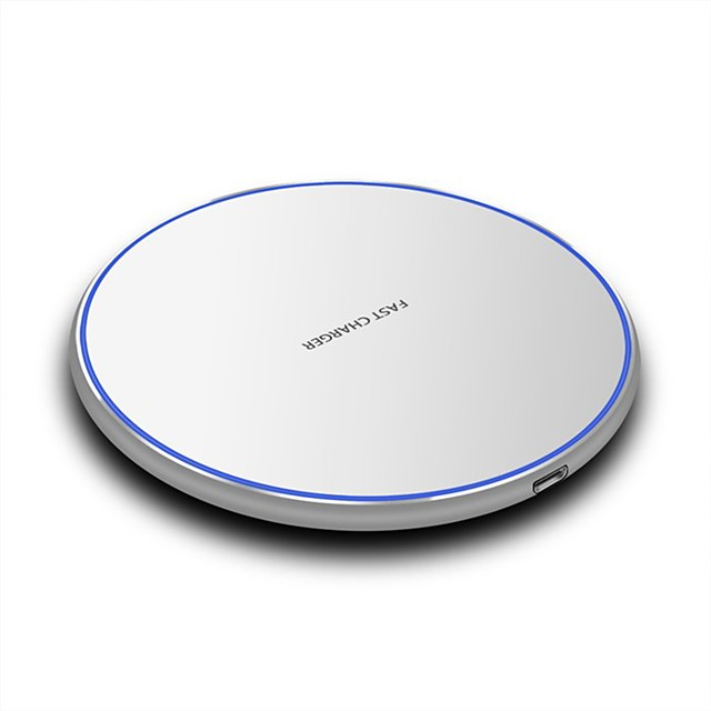 10W Fast Wireless Charger USB Charger Universal Qi 5 A DC 5V