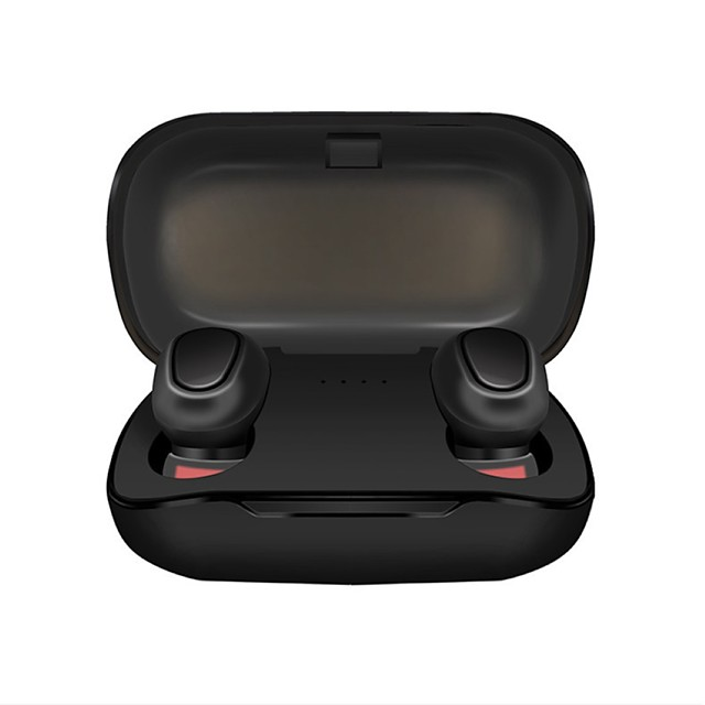 LITBest Y33 TWS True Wireless Earbuds Wireless Bluetooth 5.0 Stereo Dual Drivers HIFI with Charging Box Waterproof IPX4 for Premium Audio