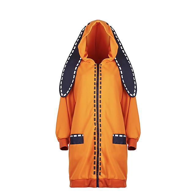 Inspired by Kakegurui / Compulsive Gambler Princess Anime Cosplay Costumes Japanese Cosplay Hoodies Coat For Women's