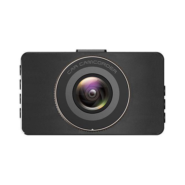 V3 Xiaomi 1080p full HD car dvr 170 degree wide angle cmos 3 inch ips dash cam with g sensor / parking monitoring / loop recording 2 infrared led car recorder front and back double recording