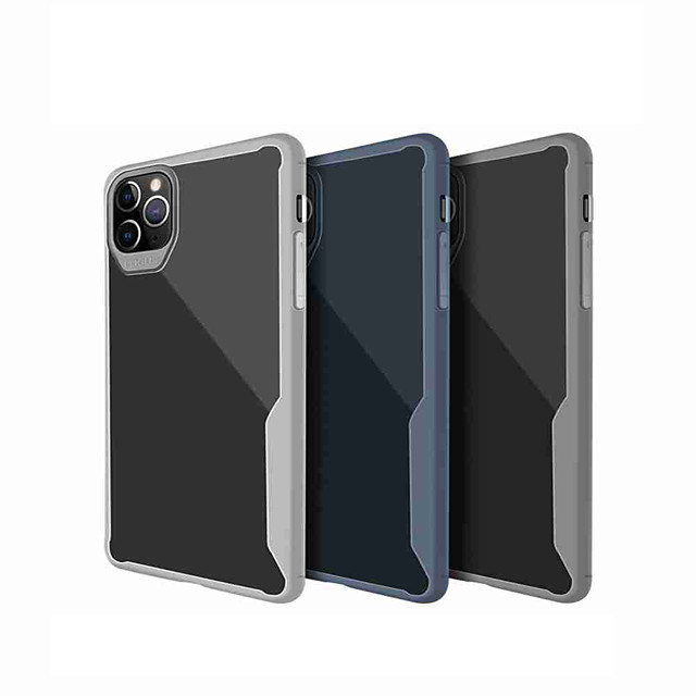 Case For Apple iPhone 11 / iPhone 11 Pro / iPhone 11 Pro Max Shockproof / Transparent Back Cover Transparent TPU for Xs Max / Xr / Xs / X / 8 Plus / 7 Plus / 6s Plus / 8 / 7 / 6s