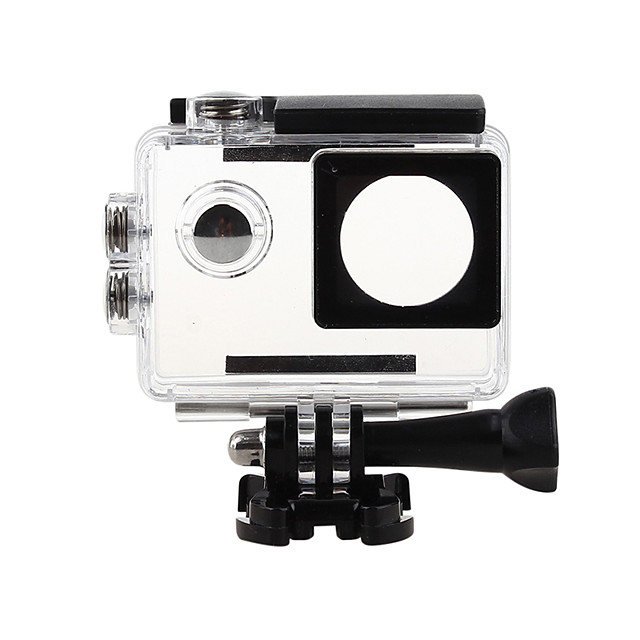 30M Waterproof Case for GoPro Hero 4 3+ Black Silver Action Camera with Bracket Protective Housing for Go Pro 4 Accessory