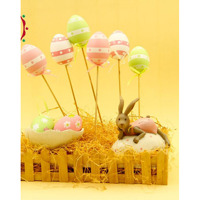 Holiday Easter bunny Decorations Decorative objects 1pc