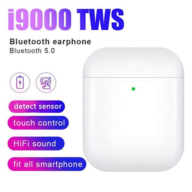 Original i9000 TWS Arie 2 Wireless bluetooth Headphone 8D Super Bass Bluetooth 5.0 Earphone 11 in ear Smart sensor earbuds