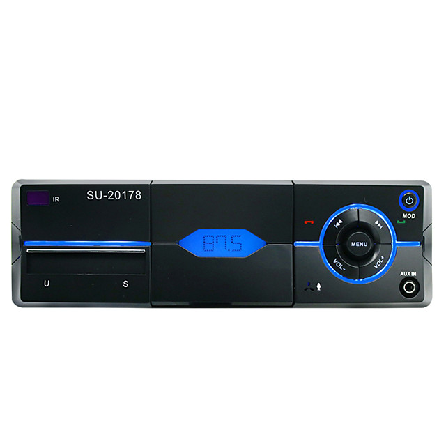 SWM 20178 No 1 DIN Other OS Car MP3 Player Micro USB / MP3 / Built-in Bluetooth for universal RCA / Mini USB / Other Support MP3 / WMA / WAV
