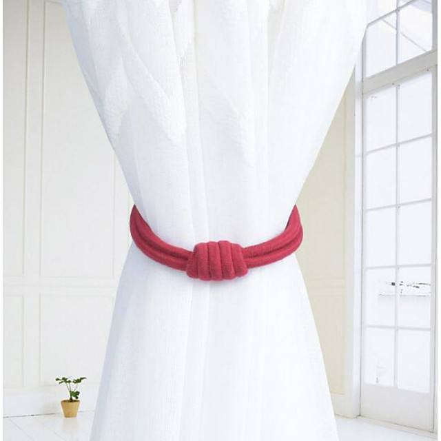 curtain Accessories Rope European Style 2 pcs