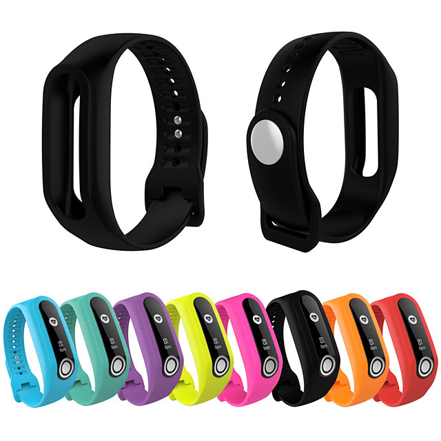 Watch Band for TomTom Touch TomTom Sport Band TPE Wrist Strap