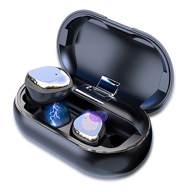 LITBest X26 TWS Bluetooth Headphone Ecouteur Sans Fil Bluetooth 6D Stereo Sport earbuds Metal charging box For xiaomi