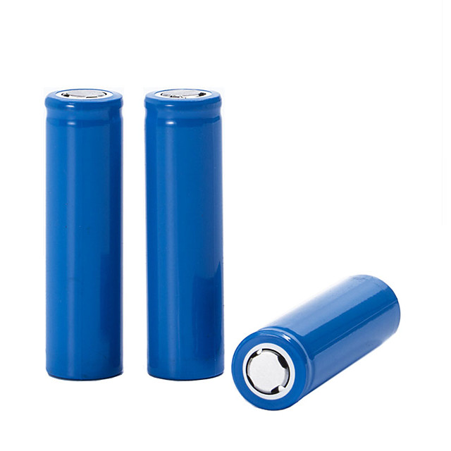 1 Pcs 3500mah 18650 Rechargeable Battery 3.7v Li ion Bateria Lithium ion Battery For LED Flashlight Power Bank Toys