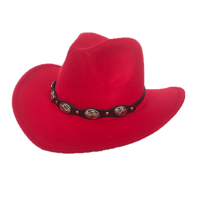 Hat Cotton / Polyester Hats / Headdress with Cap / Metal 1 Piece Daily Wear / Outdoor Headpiece