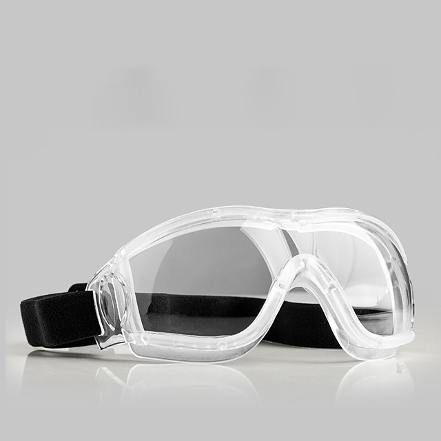 Adults' Protective Safety Goggle Anti-Fog Coating Plastic+PCB+Water Resistant Epoxy Cover Special Material Sports Climbing Outdoor Exercise Multisport - White Unisex