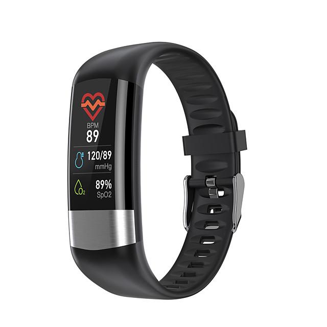 KUPENG K30 PLUS Men Women Smart Bracelet Smartwatch Android iOS Bluetooth Waterproof Touch Screen Heart Rate Monitor Blood Pressure Measurement Sports Pedometer Call Reminder Sleep Tracker Sedentary