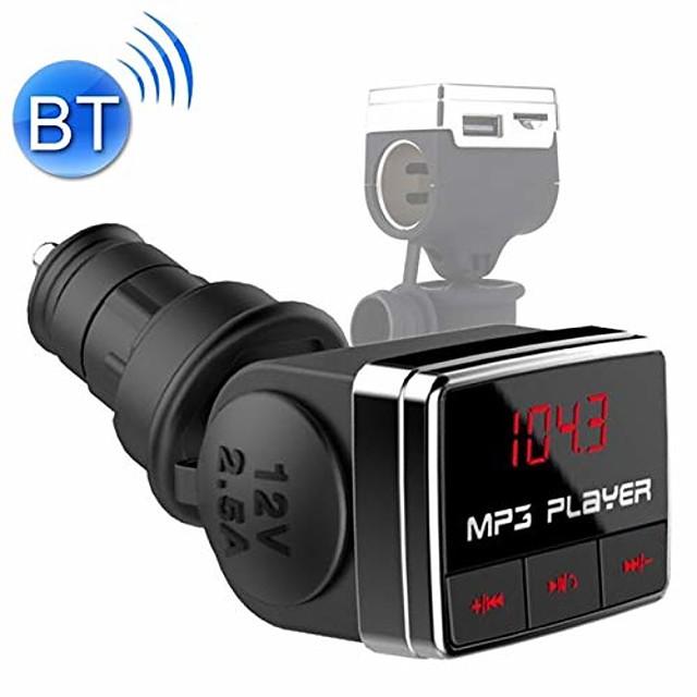 Bluetooth 4.0 FM Transmitter / Bluetooth Car Kit QC 2.0 / Car MP3 FM Modulator / FM Transmitters Car