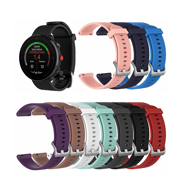 Watch Band for POLAR VANTAGE M Polar Sport Band TPE Wrist Strap